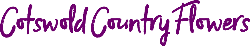 Cotswold Country Flowers logo